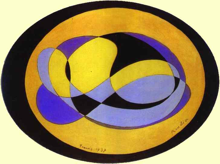Abstract Composition, 1937 - Francis Picabia