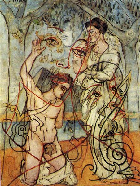 Craccae, 1928 - Francis Picabia