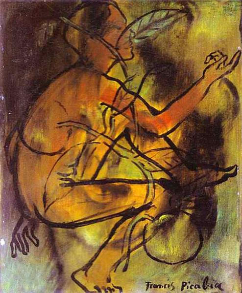 Eve, 1934 - Francis Picabia