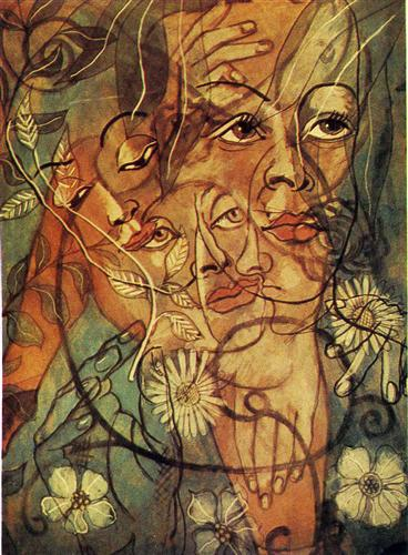 Hera - Francis Picabia