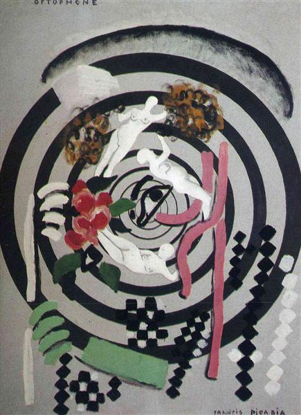 Optophone II - Francis Picabia