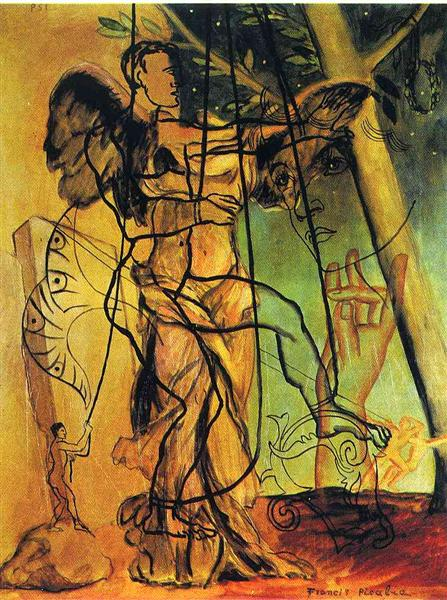 Psi - Francis Picabia