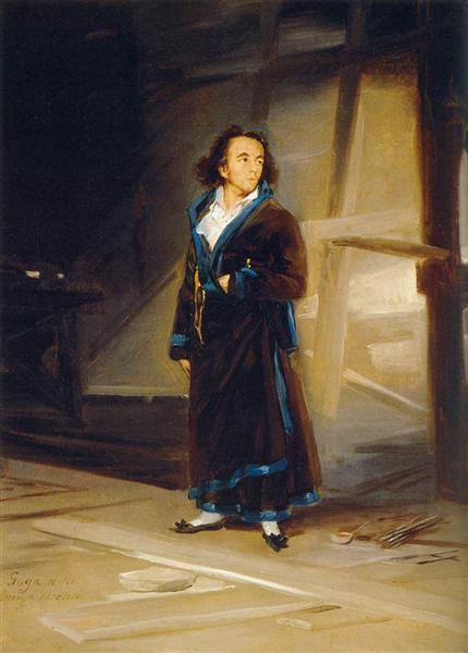 Asensio Juliá, c.1798 - Francisco Goya