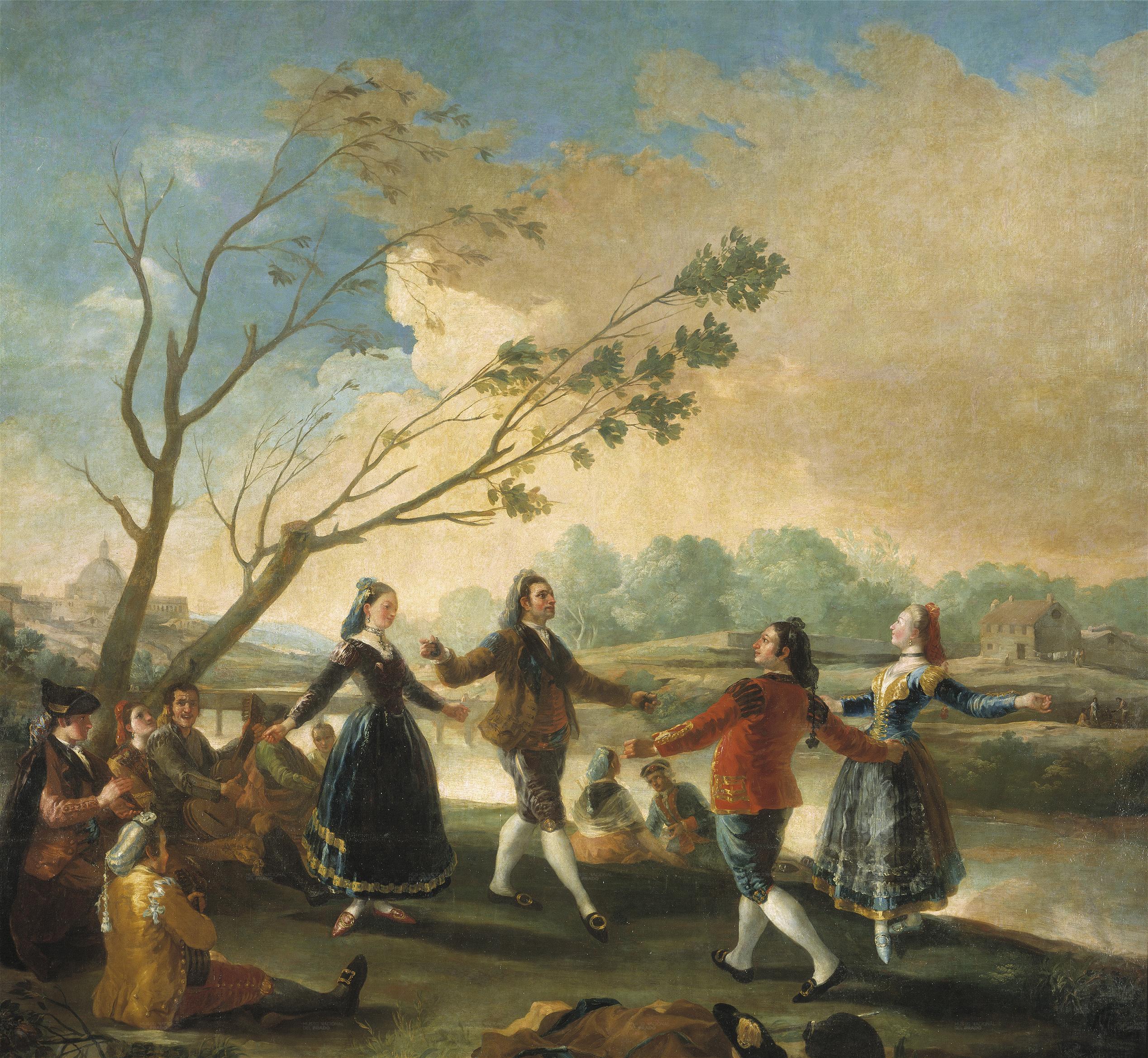 Goya's stylistic development