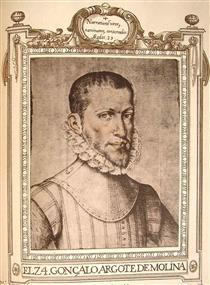 Gonzalo Argote de Molina - Francisco Pacheco