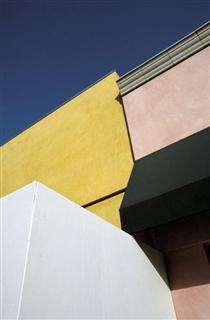 Urban Landscape, Los Angeles - Franco Fontana