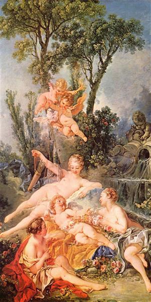 Amoraprisoner, 1754 - Francois Boucher
