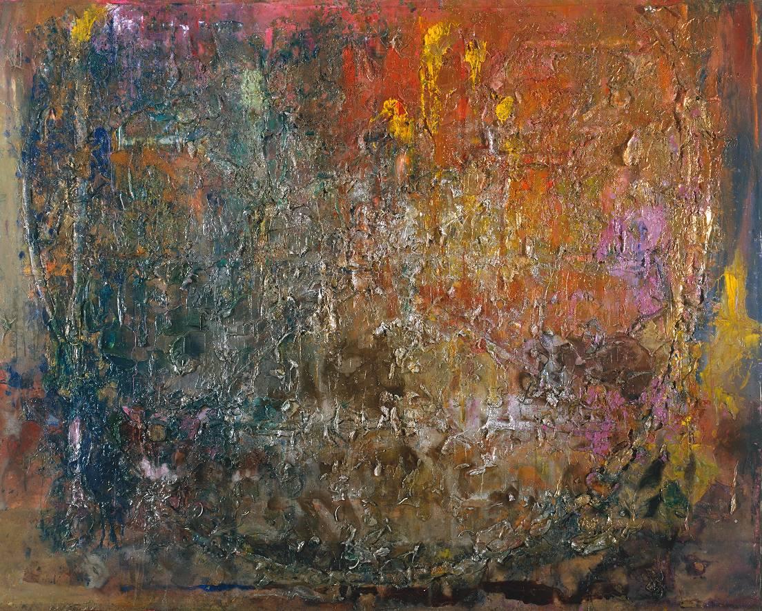 Spreadout Ron Kitaj, 1984-1986