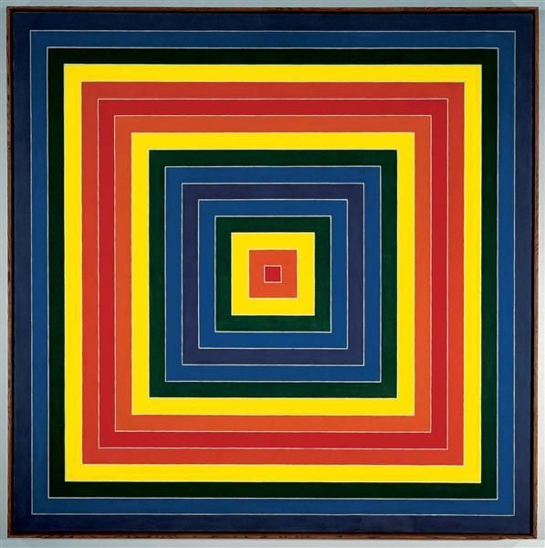 Gran Cairo - Frank Stella