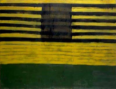 Seward Park, 1958 - Frank Stella