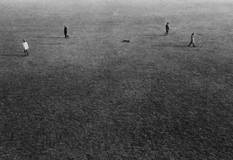 Ausgangpunkt und Wege, 1969 - Franz Erhard Walther