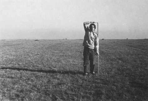Proportionen und Zeit, 1967 - Franz Erhard Walther