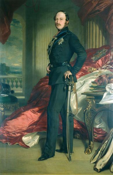 Albert, Prince Consort - Franz Xaver Winterhalter