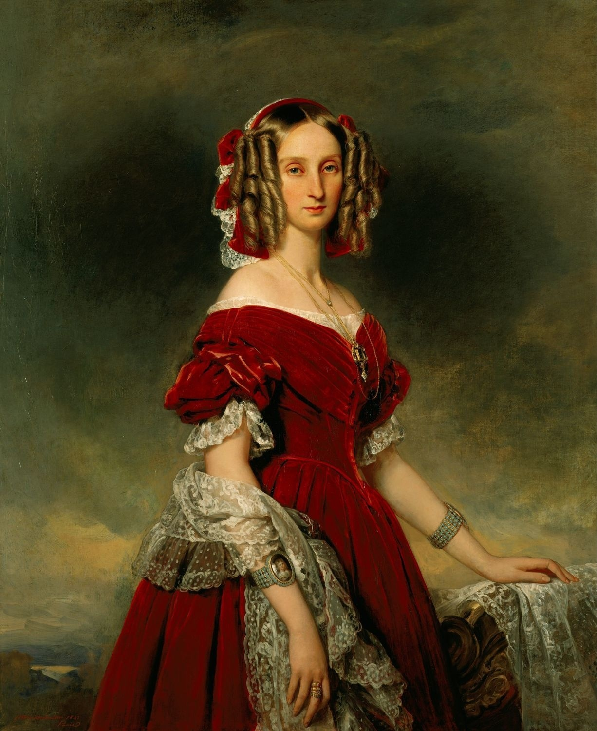 http://uploads8.wikipaintings.org/images/franz-xaver-winterhalter/portrait-of-louises-von-orl-ans.jpg