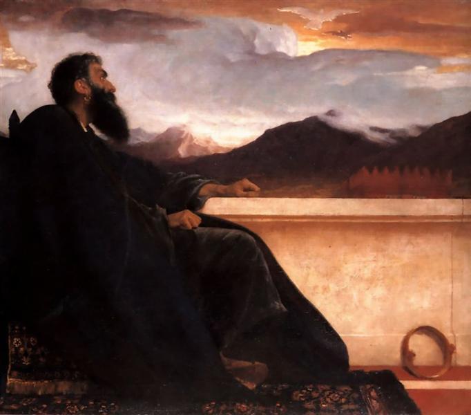 David, 1865 - Frederic Leighton