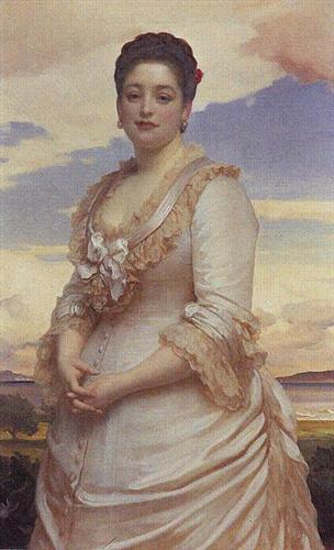 Hannah de Rothschild - Frederic Leighton