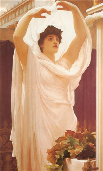 Invocation - Frederic Leighton