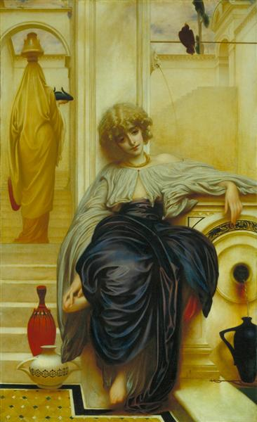 Songs without Words, c.1860 - Frederic Leighton