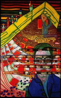 Friedensreich Hundertwasser 82 Paintings Wikiart Org