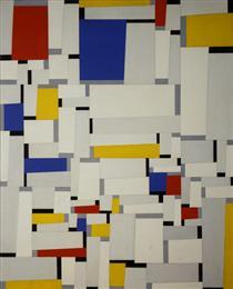 Relational Painting - Fritz Glarner