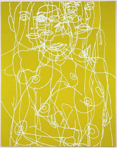 Water Painting, 1999 - Gary Hume