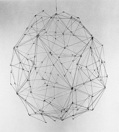 Esfera N° 5 - Gego