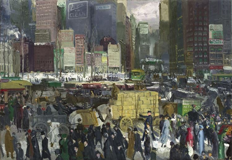 New York - George Bellows