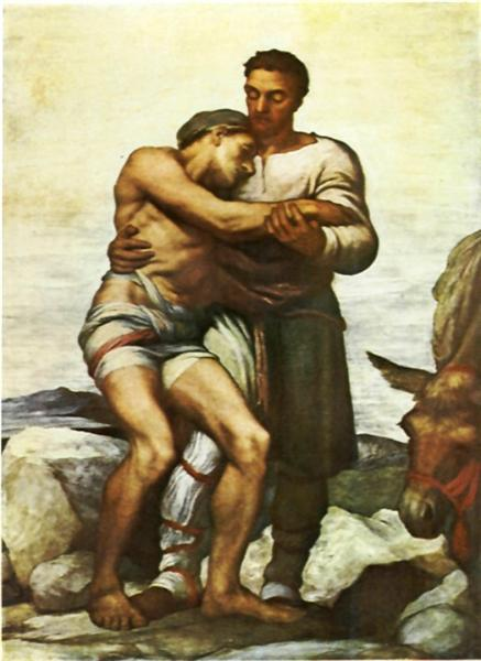 Good Samaritan - George Frederick Watts