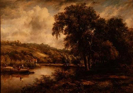Thames - George Frederick Watts