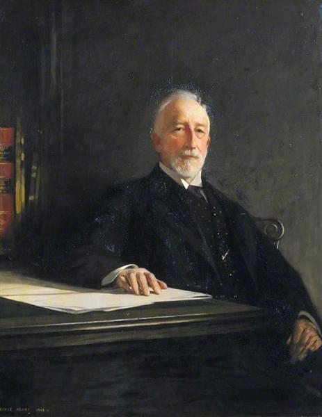 David Gill, 1912 - Джордж Генрі