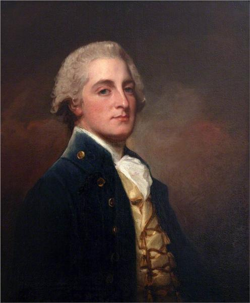 George Evelyn Boscawen, 3rd Viscount Falmouth (1758–1808), 1784 - George Romney