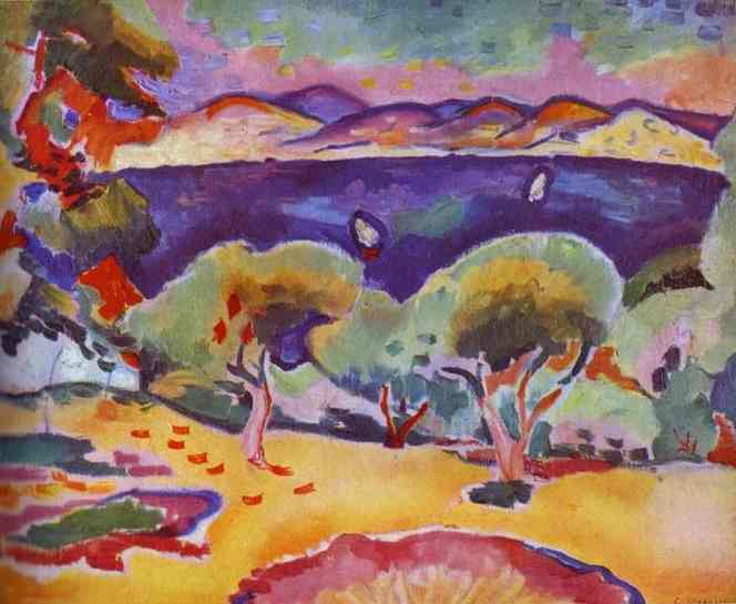 La Ciotat, 1907 - Georges Braque