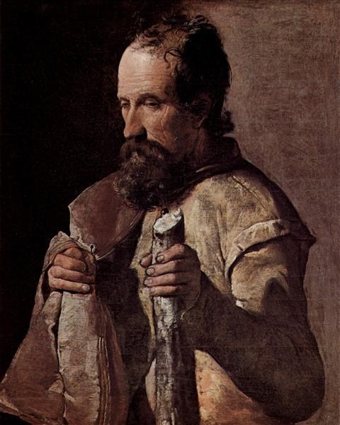 St. James the Minor, c.1615 - c.1620 - Georges de La Tour