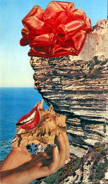 Untitled, 1961 - Georges Hugnet