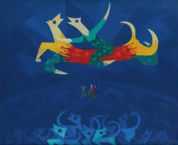 Chiens de cirque, 1966 - Жорж Папазов