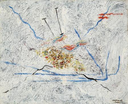 The Sea, 1925 - Жорж Папазов