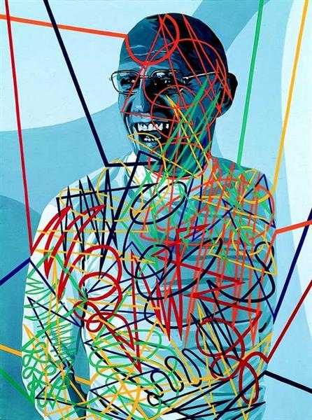 Michel Foucault, 1976 - Жерар Фроманже