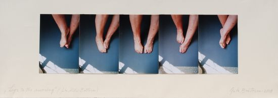 Legs in the Morning, 2009 - Geta Bratescu