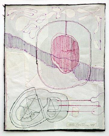 Medeic Callisthetic Moves IV, 1981 - Geta Bratescu