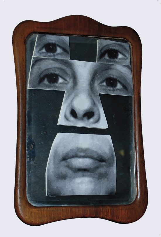 Self-Portrait in the Mirroir, 2001