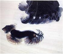 Dynamism of a Dog on a Leash - Giacomo Balla
