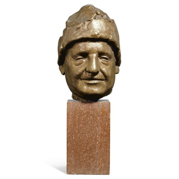 Pope John XXIII - Giacomo Manzu