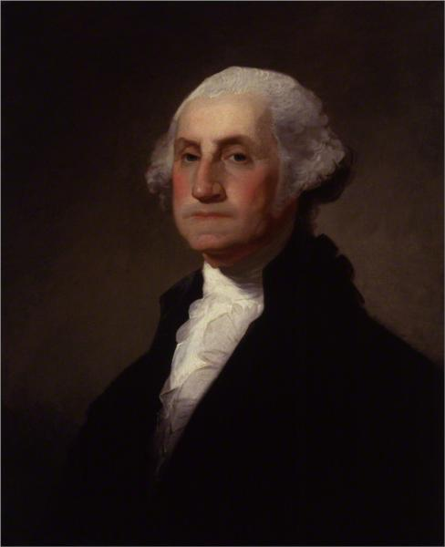 George Washington, 1796 - Gilbert Stuart