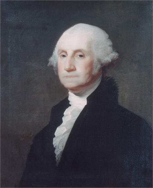 George Washington, 1803 - Gilbert Stuart