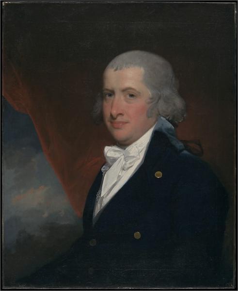 Joseph Anthony Jr., 1798 - Gilbert Stuart