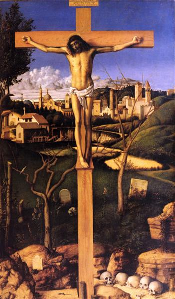 The Crucifixion, 1501 - 1503 - Giovanni Bellini