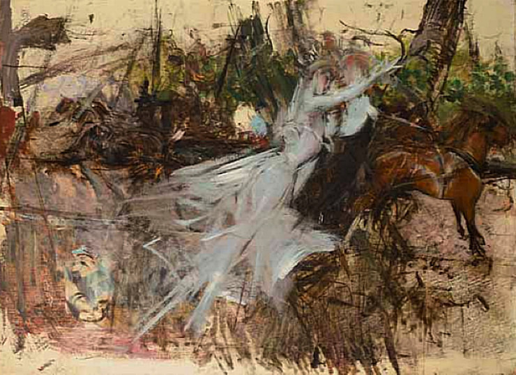 A Midsummer Night's Dream, 1897 - Giovanni Boldini