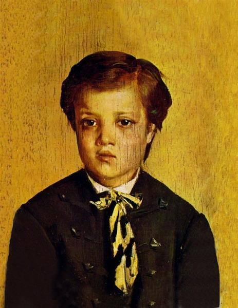Portrait of Francesco Boldini - Giovanni Boldini