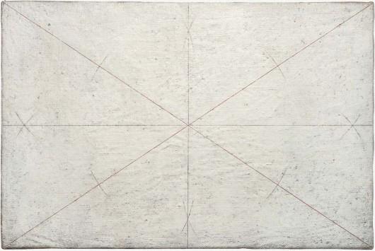 Disegno geometrico - Giulio Paolini