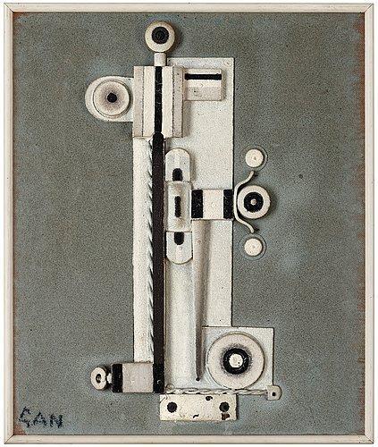 Grå relief II, 1932